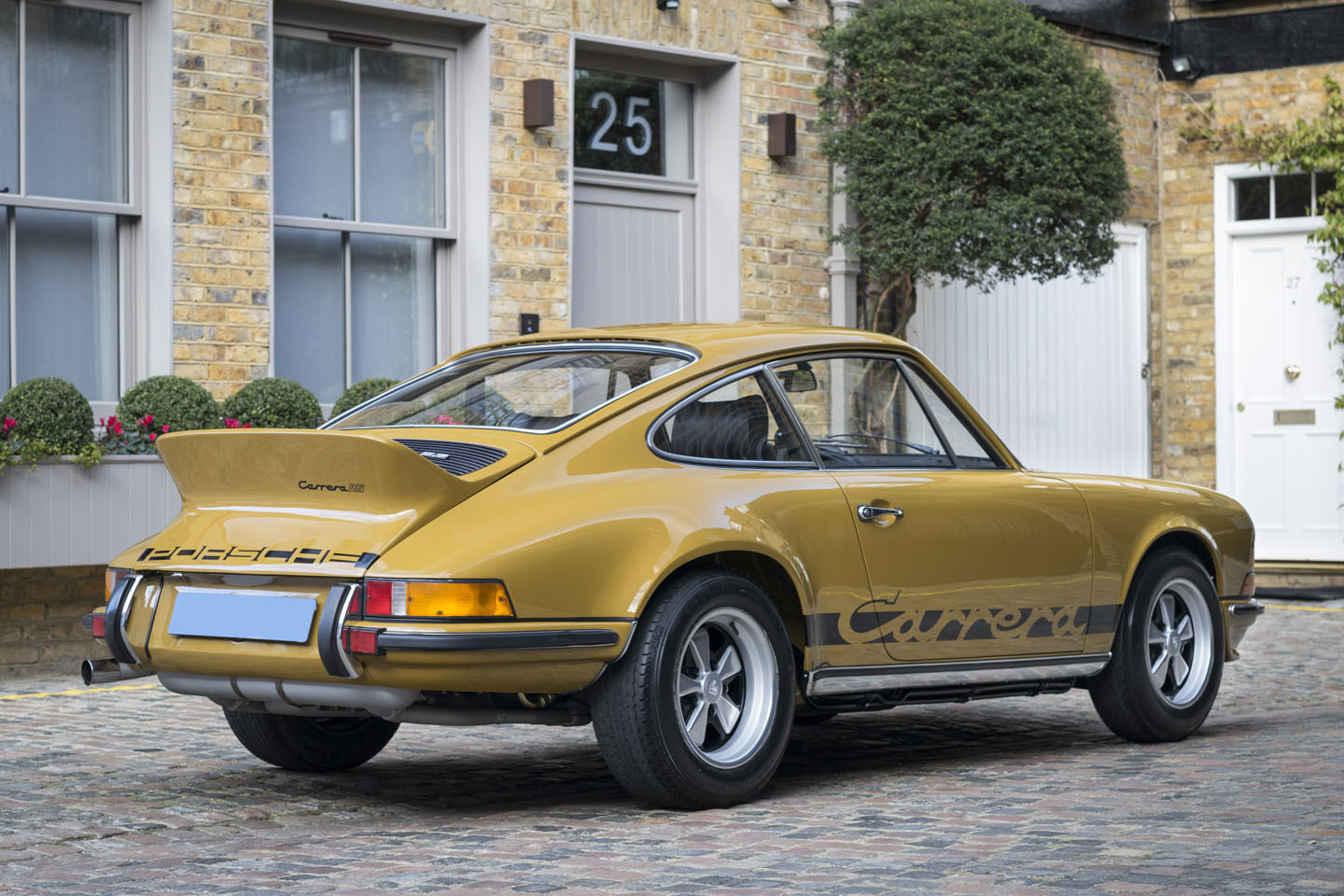 1973 porsche 911 carrera rs touring carte blanche vanachro Choice Image