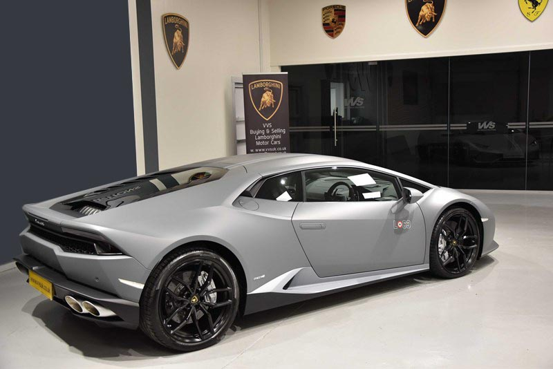 Lamborghini Huracan Lp 610 4 Avio 1 Of 250 Produced Carte Blanche