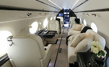 INTERNATIONAL JET & HELICOPTER CHARTER & SALES